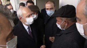 Vatandaş Kılıçdaroğlu'na dert yandı: Şu çaresizliğimin resmini çek