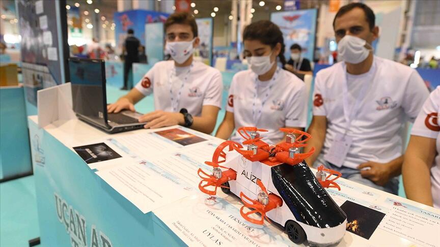 Teknofest için geri sayım: 35 farklı yarışma gençleri bekliyor