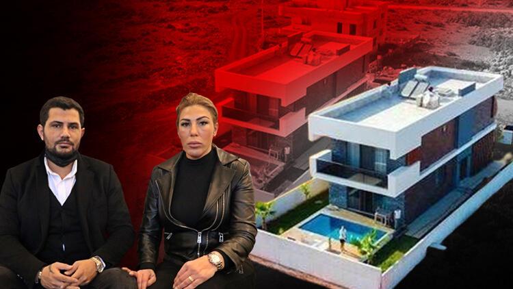 Antalya'da yeni evlenen çifte şok... Lüks villaya giren hırsızlar ziynet eşyalarını çaldılar