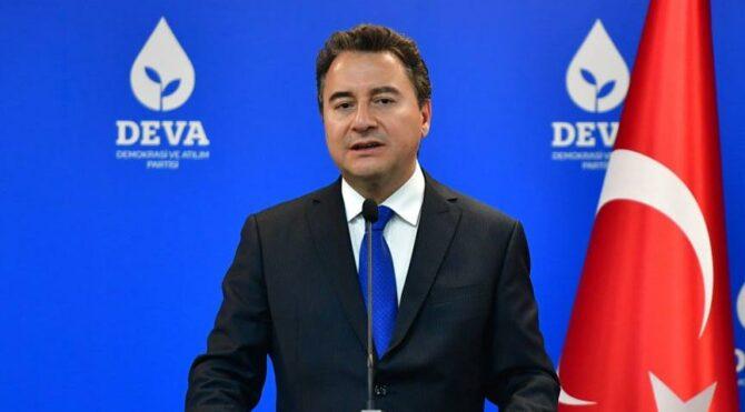 Ali Babacan'dan parlamenter sistem açıklaması
