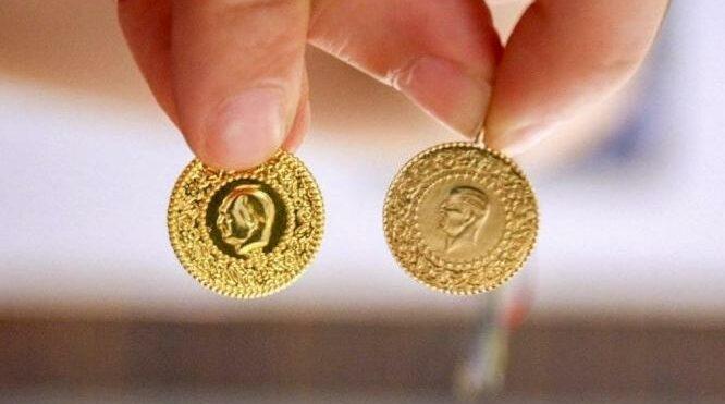 Altın fiyatları düşüşe geçti! Gram altın 450 TL'nin altına indi