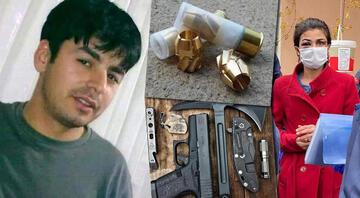 Ramazan İpekin dikkat çeken silah paylaşımları...
