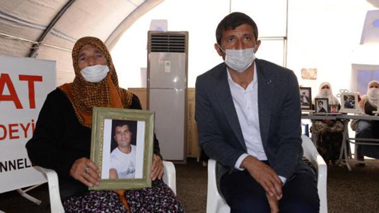 HDP önündeki evlat nöbetinde 513'üncü gün; aile sayısı 195 oldu