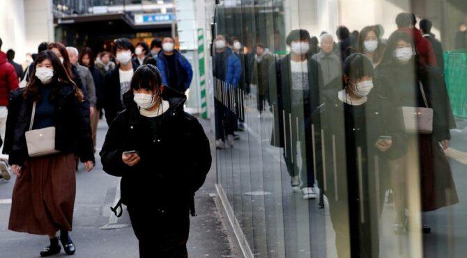 Japonya'da alarm! Vaka sayısında yeni rekor