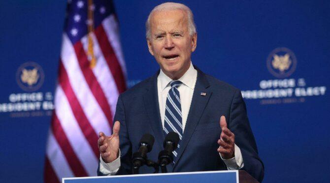 Joe Biden için kader günü