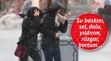 Dikkat Meteorolojiden İzmir ve çevresine kritik uyarı