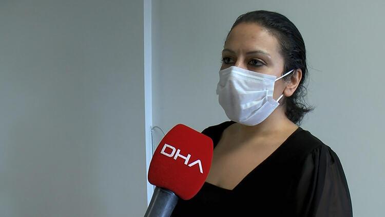 Avcılar'da diş kliniğindeki olayla ilgili konuşan Burcu Şirin: Bana el kaldırdı