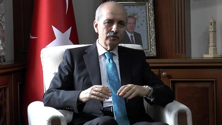 AK Parti Genel Başkanvekili Kurtulmuş: Türkiye yeni dünya sisteminde çok güçlü bir aktör olacak