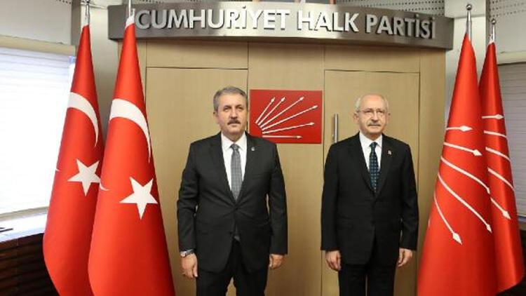 CHPGenel Başkanı Kılıçdaroğlu: Bütün terör örgütlerine karşıyız