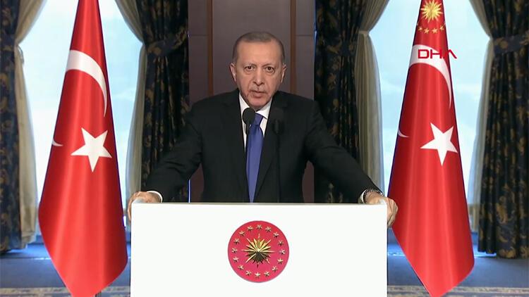 Adana Stadyumu açıldı... Cumhurbaşkanı Erdoğan: Oynanan oyunları yakından takip ediyoruz