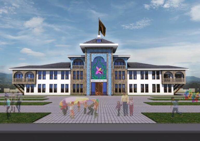 MHP Genel Başkanı Bahçeli açıklamıştı Şuşadaki okulla ilgili detaylar ortaya çıktı