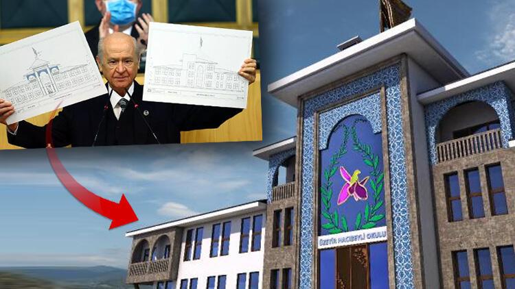 MHP Genel Başkanı Bahçeli açıklamıştı! Şuşa'daki okulla ilgili detaylar ortaya çıktı