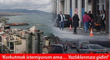 İzmir ve çevresinde 5.1 büyüklüğünde deprem Prof. Dr. Ahmet Ercandan açıklama