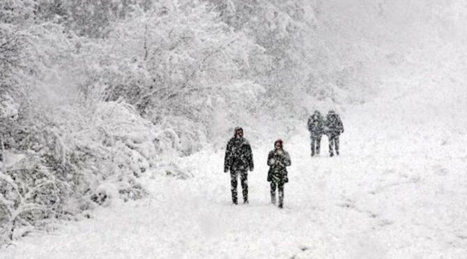 Valilikten kar tatili kararı! Öğrenciler, engeliler, hamileler…