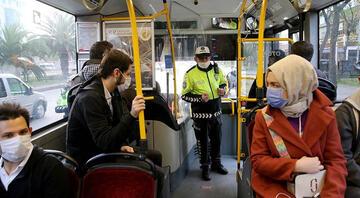 İstanbulda 65 yaş üstü ve 20 yaş altının toplu taşıma kısıtlaması kaldırıldı