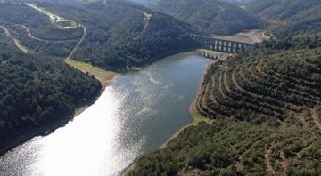 İstanbulun barajlarında doluluk yüzde 60.37ye çıktı