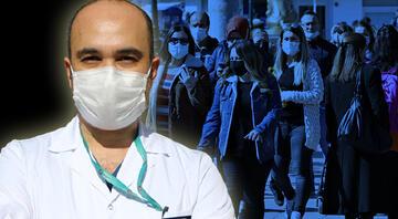 Doç. Dr. Ümit Savaşçı: Mart sonunda vaka sayıları 20 binleri bulabilir