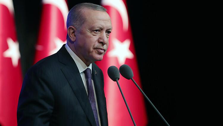 Cumhurbaşkanı Erdoğan'dan '14 Mart Tıp Bayramı' mesajı