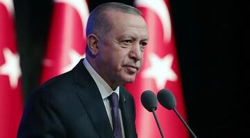 Cumhurbaşkanı Erdoğandan Bakan Soylunun annesi için taziye ilanı