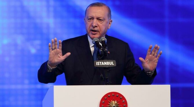 Cumhurbaşkanı Erdoğan, Bloomberg'e yazdı Batı ülkelerine 3 seçenek sundu