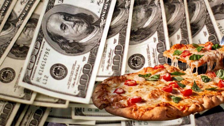 Yıllar sonra konuştu: İki pizza için 552 milyon dolardan oldu