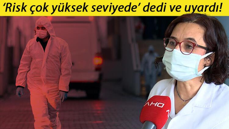 Prof. Dr. Yavuz'dan İstanbul için korkutan uyarı! '3. dalgaya girdik'