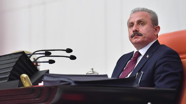 TBMM Başkanı Şentop'tan Gergerlioğlu açıklaması