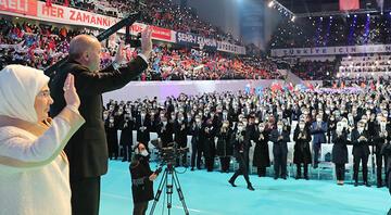 İşte AK Partinin 7. Olağan Büyük Kongresinde dakika dakika yaşananlar