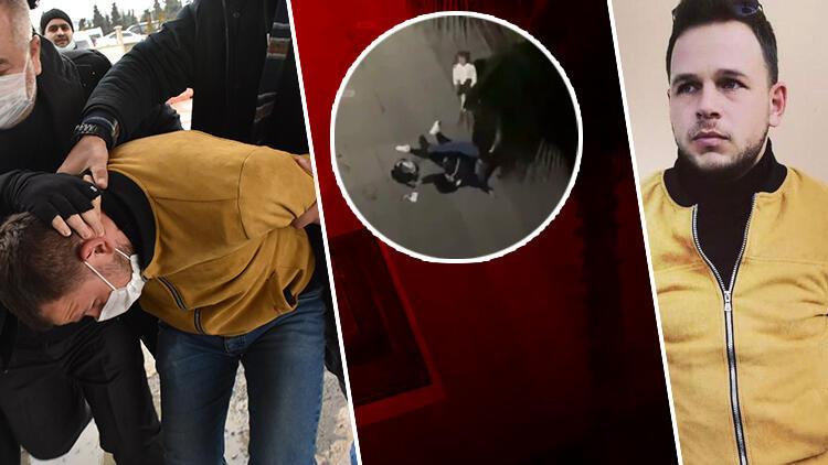 Kızının gözü önünde eski eşini döven İbrahim Zarap hakkında iddianame hazırlandı