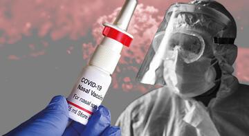 Türkiyede de çalışılıyor... Sprey aşı koronavirüs salgınını bitirebilir