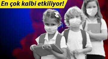 Koronavirüste yeni varyant paniği Bu kez çocukları hedef alıyor: Miyokardit vakalarında patlama yaşanabilir
