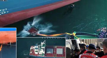 60 milyon liralık kokainin ele geçirildiği geminin Çinli kaptanı ve 2 personeli hakim karşısında