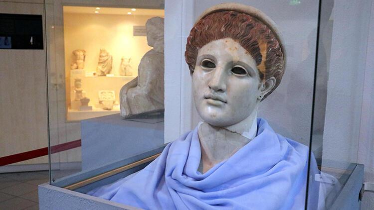 50 yıldır sergileniyordu, 'Artemis'e ait çıktı! Dünyada eşi benzeri yok