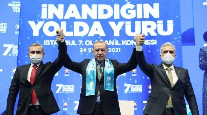AKP'nin yeni il başkanı, AKP'li belediyeden 18.6 milyonluk ihale almış