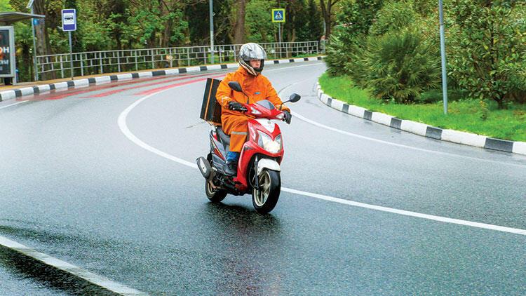 Acı bilanço! Bir yılda motokurye ölümleri 10 kat arttı