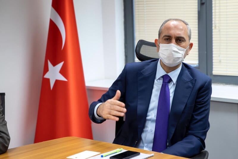 Adalet Bakanı Abdülhamit Gül: Bugün darbecileri yargılayan bir yargı var