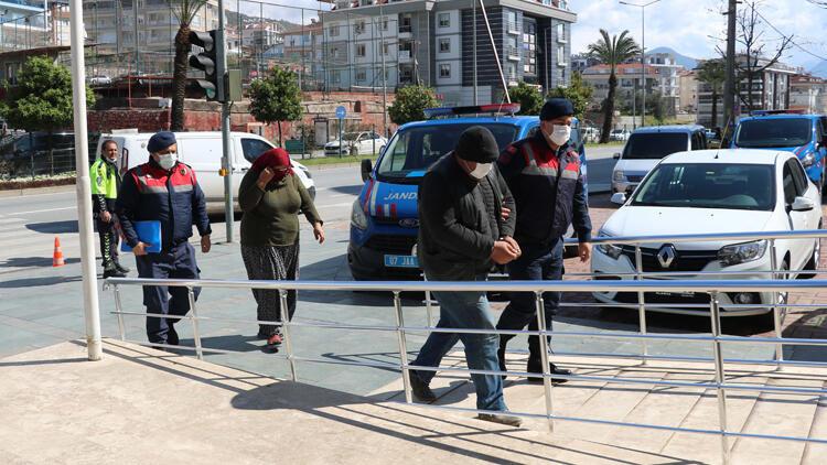 Antalya'da akılalmaz hırsızlık olayı! 17 bin liralık tabloyu böyle çaldılar