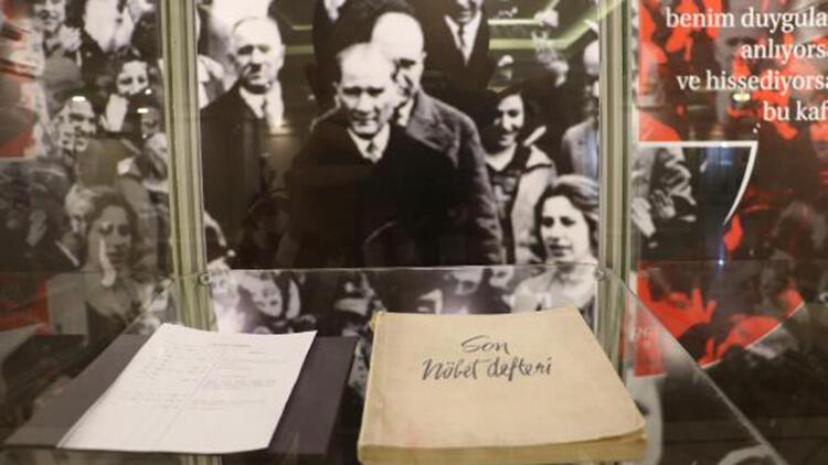 Atatürk'ün sağlık raporları 'anestezi tarihi' sergisinde