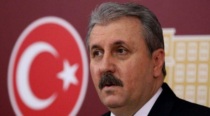 BBP Genel Başkanı Mustafa Destici: Türkiye'de aç insanımız yok
