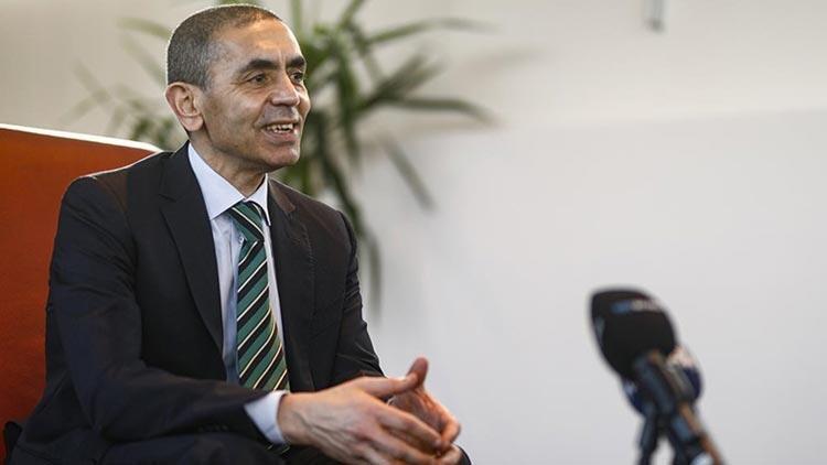 BioNTech'in kurucu ortağı Prof. Dr. Uğur Şahin bağışıklık için tarih verdi