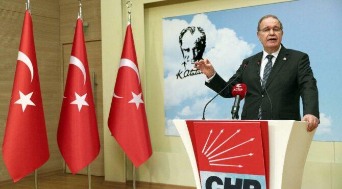CHP: Erdoğan'ın bedduası tuttu, sorumlusu kendisi