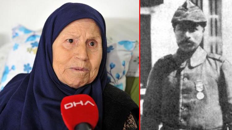 Çanakkale Savaşı'nın kahramanı Müstecip Onbaşı'nın kızı konuştu: Üçüncü atışta vurmuş