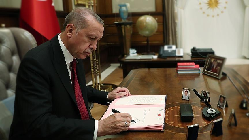 Cumhurbaşkanı Erdoğan imzaladı! 2021 yılı 'Mehmet Akif ve İstiklal Marşı Yılı' olarak kutlanacak