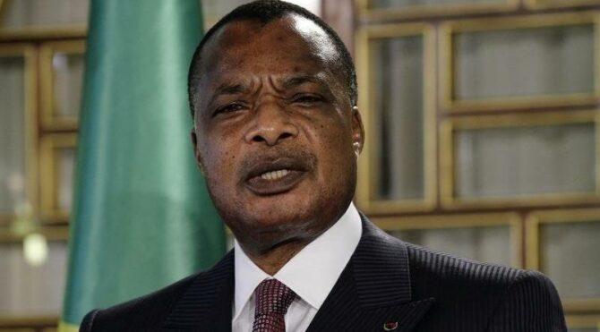 Denis Sassou Nguesso, yüzde 88'den fazla oyla yeniden seçildi