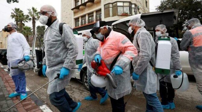 Filistin, COVAX kapsamında ilk Covid-19 aşı teslimatını aldı
