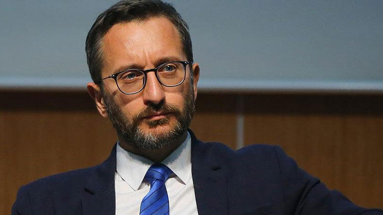 İletişim Başkanı Altun'dan Akşener'e sert tepki: 'Sözde milliyetçilerin iftiraları burada maya tutmaz'