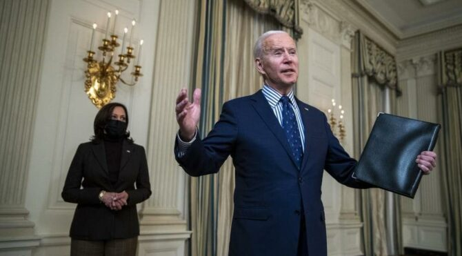 Joe Biden: Amerikalıların sesini duyduk