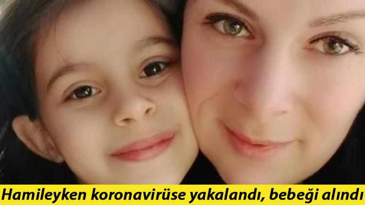 Koronavirüse yakalandı, bebeği alındı! Müjde Çilingir öldü, bebeği kurtuldu! Cenaze için yola çıkan ailesi kaza geçirdi
