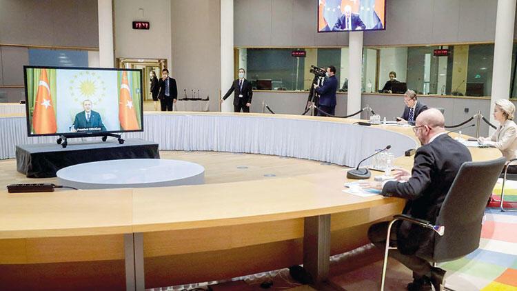 Kritik buluşmada AB'den üç önemli talep