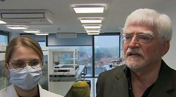 Savcılık izinsiz aşı geliştiren Alman profesörün peşinde